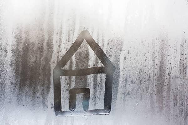 Condensatie en condensatievocht bestrijden in badkamer kelder of keuken - vochtexpert.com